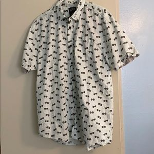 Super massive xl button down shirt